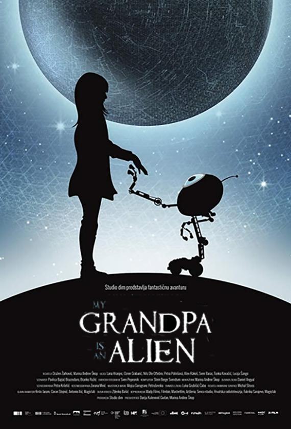 Mon grand-père est un alien